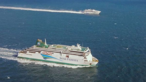 Irish Ferries <span>Advert</span>